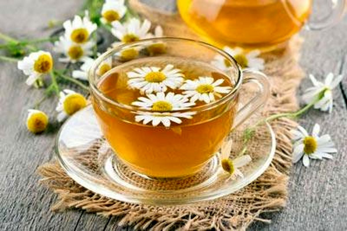 خاصیت های شگفت انگیز چای بابونه برای کودکان