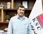پیام تبریک مدیرعامل شرکت فولاد خوزستان به مناسبت فرارسیدن عید سعید فطر
