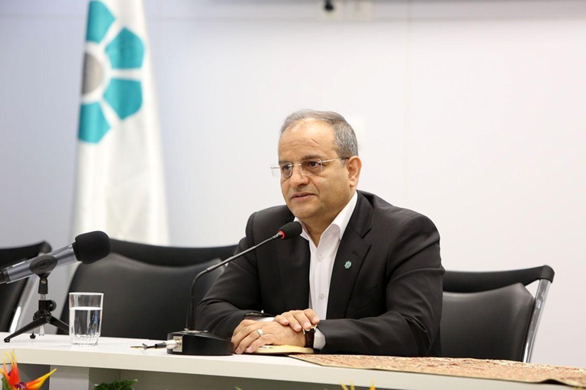 پیام تبریک مدیرعامل بانک توسعه تعاون به مناسبت 27 اردیبهشت مصادف با روز روابط عمومی