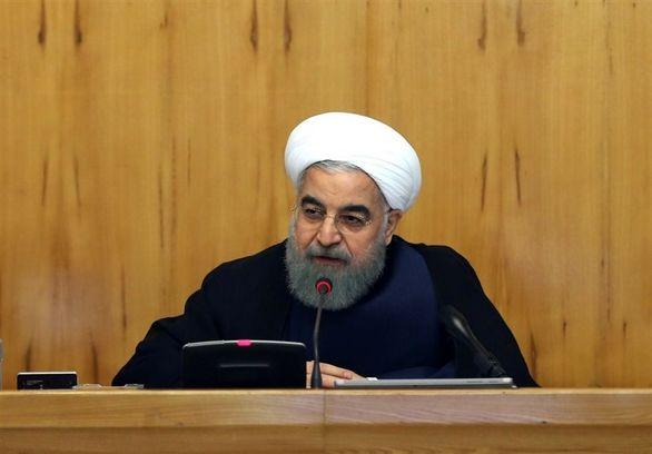 روحانی:ضروری باشد کاهش تعهدات برجامی را ادامه میدهیم