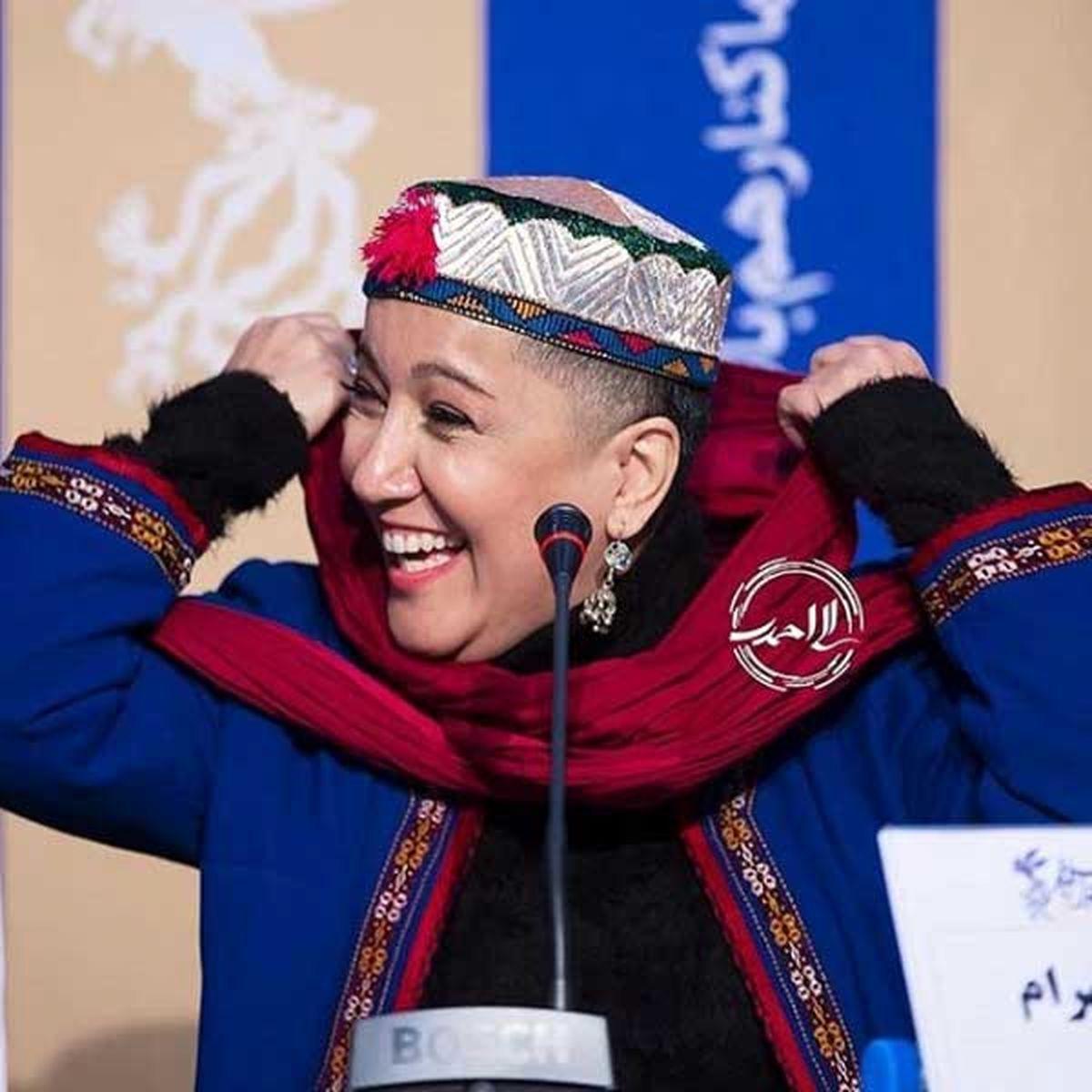 خنده های پانتهآ بهرام در اوج بیماری کرونا اش + عکس