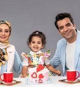 فیلم لورفته از عاشقانه های یکتا ناصر و همسر میلیاردرش + فیلم