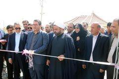 افتتاح فاز دوم توسعه شرکت پارس آبزیان رسول با حمایت بانک صنعت ومعدن