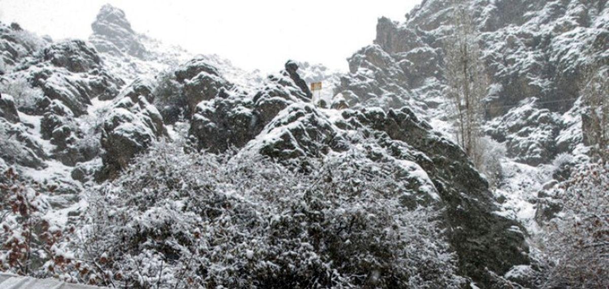 هشدار هواشناسی نسبت به کاهش دما در ۱۵ استان