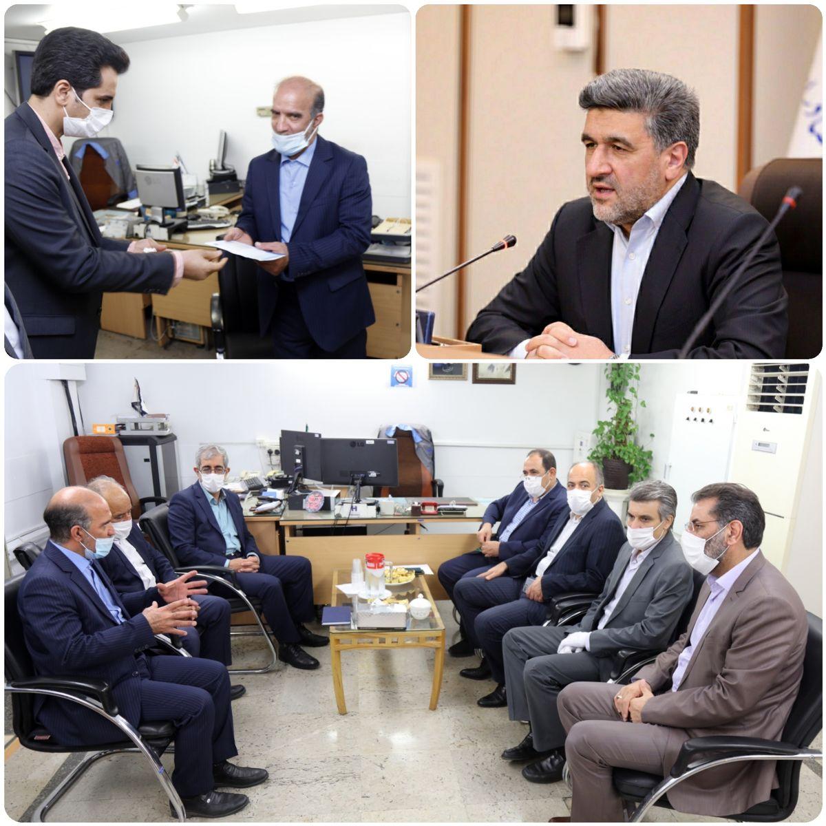 قدردانی حجتاله صیدی از آزادگان شاغل و بازنشسته بانک صادرات ایران