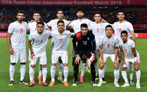 فهرست نهایی تیم امید ایران اعلام شد