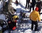 حضور فعال همکار امدادگر بیمه پاسارگاد در حادثه ارتفاعات شمال تهران