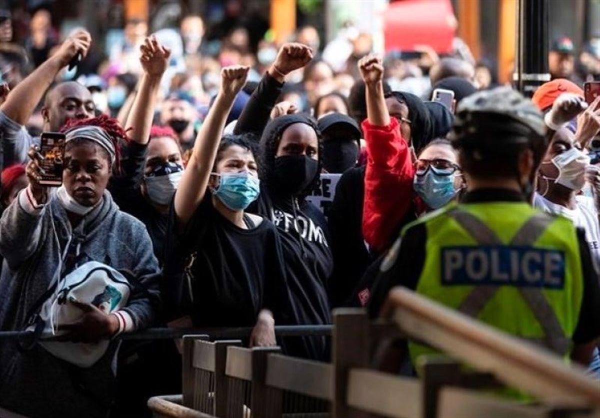 تفاوت میان اعتراضات اخیر آمریکا با اتفاقات سال88 ایران