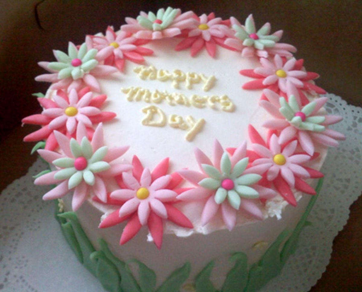 جدیدترین مدل های کیک برای روز مادر