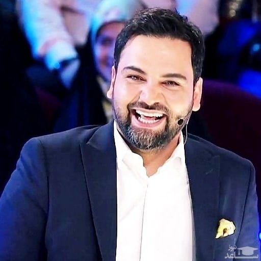 سوتی های خفن احسان علیخانی + فیلم