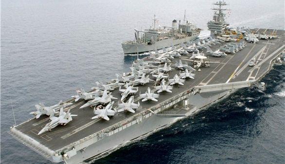 ادعای جالب فرمانده ناو امریکایی دباره ایران