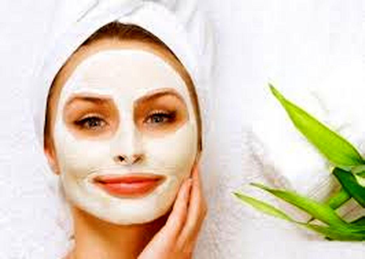 ماسک بی نظیری که پوستتان را مثل برف درخشان می کند