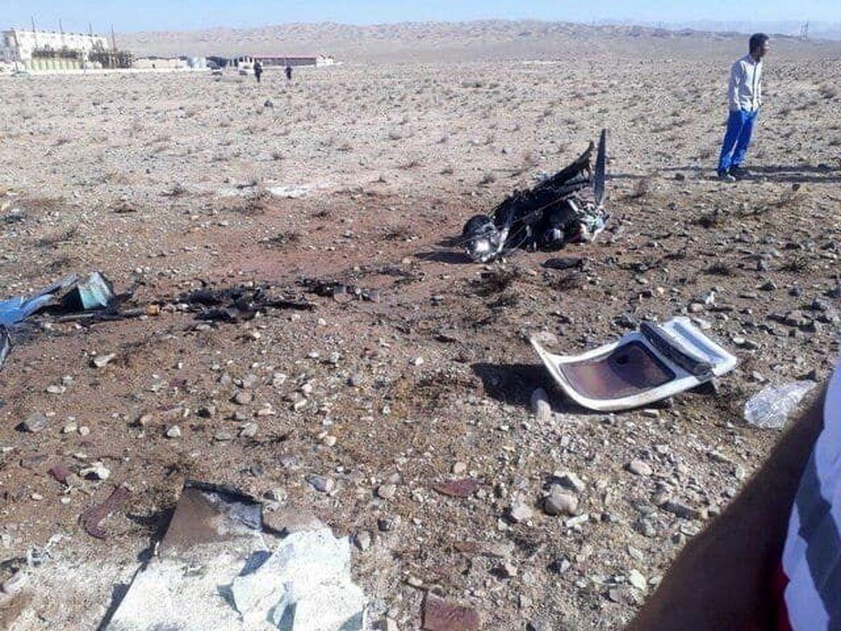 فوری/ سقوط هواپیما در اراک حادثه ساز شد