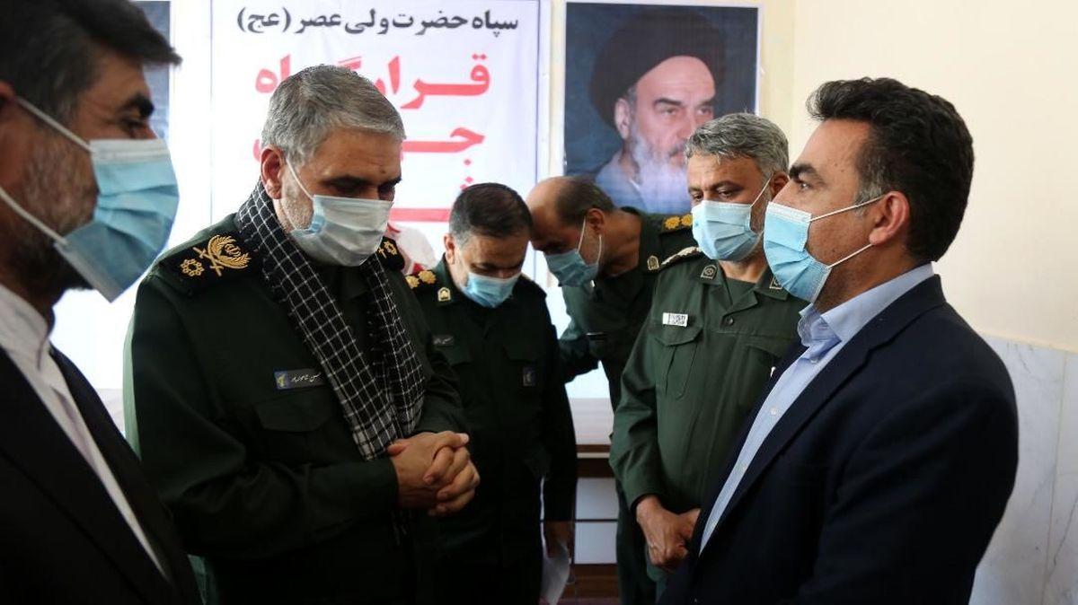 کمک رسانی فولاد اکسین به هموطنان عزیز مناطق زلزله زده شهرستان اندیکا