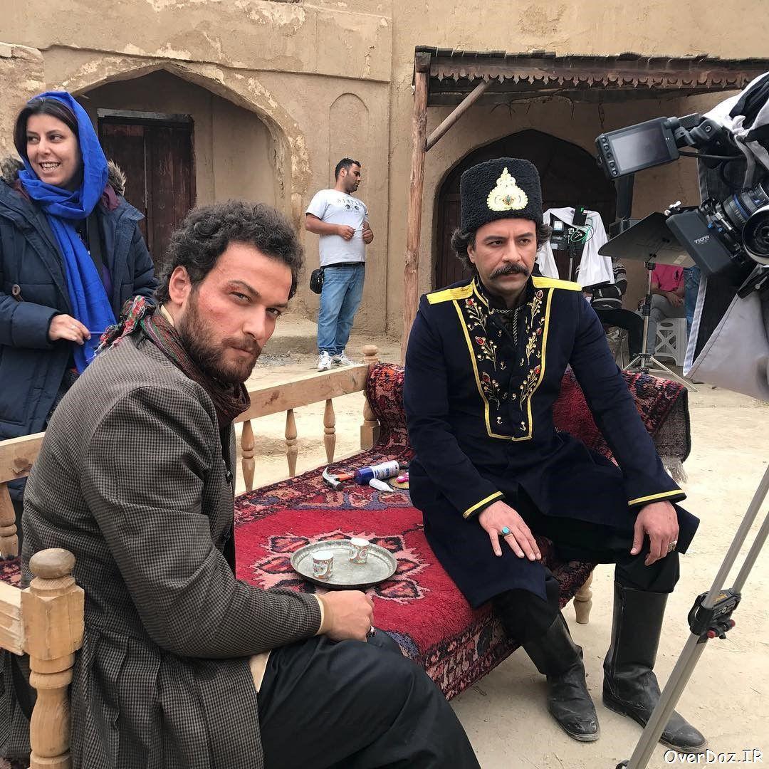بیوگرافی و کارنامه میلاد میرزایی بازیگر نقش رشید در سریال بانوی عمارت