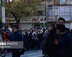 آتش اعتراضات بنزینی مردم در کشور همچنان در حال سوختن + جزئیات