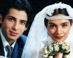 عکس لو رفته از حمید گودرزی و همسر دومش + تصاویر