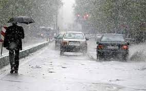 تداوم بارش برف و باران در برخی استانها
