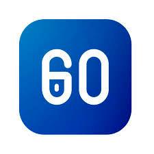 با اپلیکیشن 60 برنده باشید!