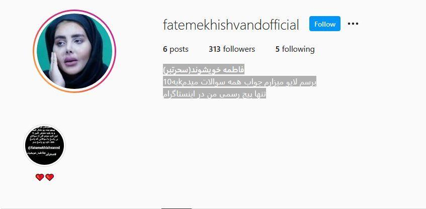 Screenshot_2020-12-23 fatemekhishvandofficial is on Instagram • 313 people follow their account