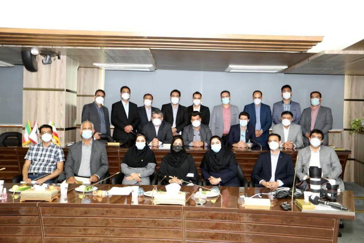 برگزاری نشست هماندیشی مدیران روابطعمومی شرکتهای منطقه گلگهر