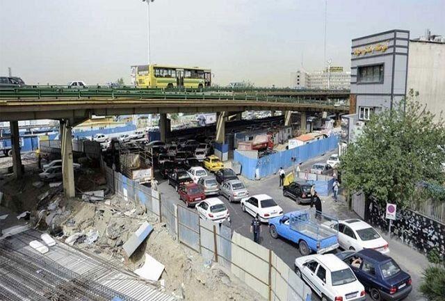 زیرگذر گیشا فردا افتتاح میشود