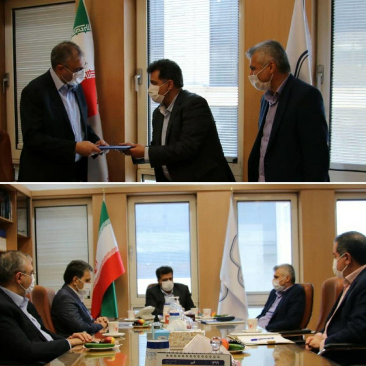 انتصاب «محمدرضا ویژه» به عنوان عضوموظف هیات مدیره صنایع شیر ایران (پگاه)