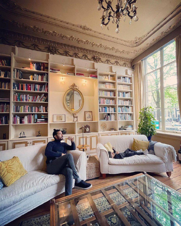 خانه حسرت برانگیز خواهر ساره بیات و رضا قوچان نژاد! + عکس