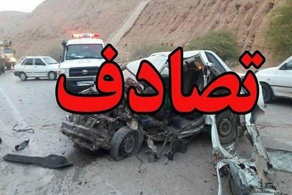 تصادفات جاده ای در استان مرکزی ۲ نفر را به کام مرگ فرستاد