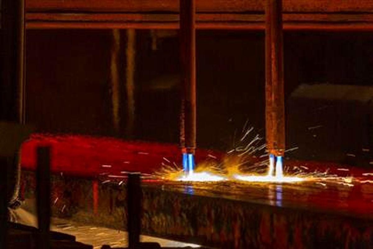 رکورد جدید فولاد هرمزگان برای پنجمین بار متوالی در شش ماهه اخیر