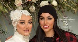 الهام حمیدی|ماجرای ازدواج اول و دوم لو رفت + تصاویر مراسم ازدواج