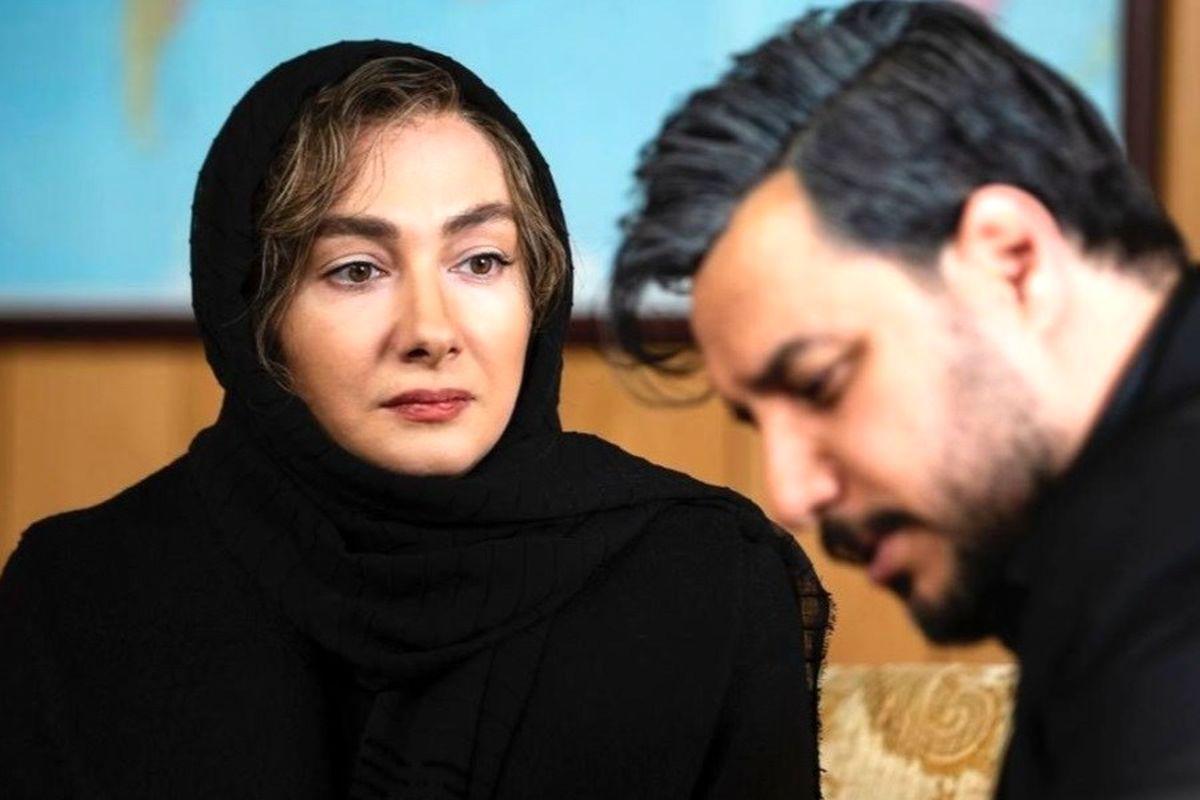عکس لورفته از جواد عزتی و زن غریبه در هتلی در کیش + عکس
