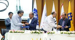 قرارداد داخلیسازی قطعات خودرو میان گروه سایپا و قطعهسازان امضا شد