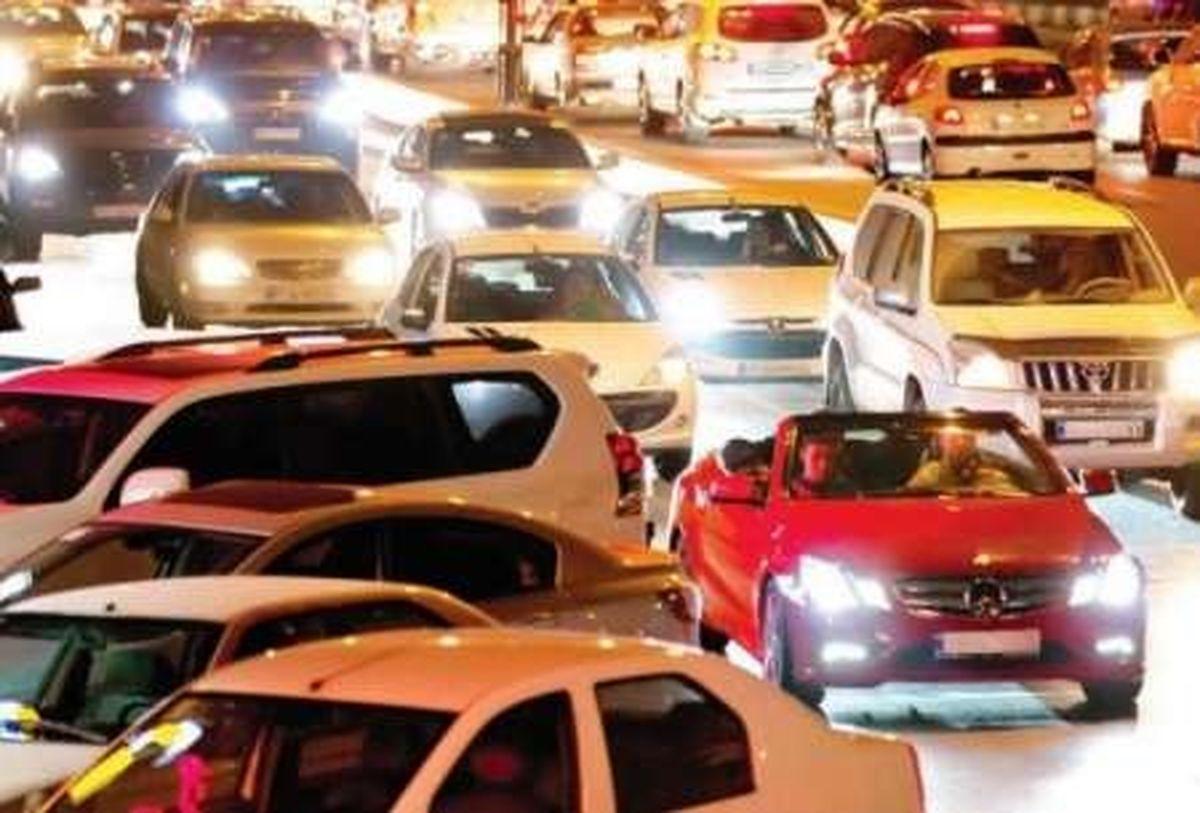 کاهش دور دورهای شبانه در پایتخت