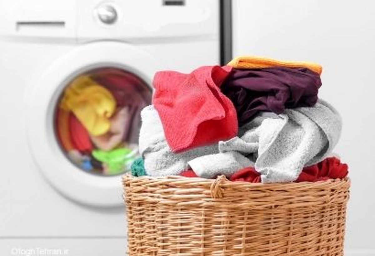 مزایای ریختن سرکه در ماشین لباسشویی