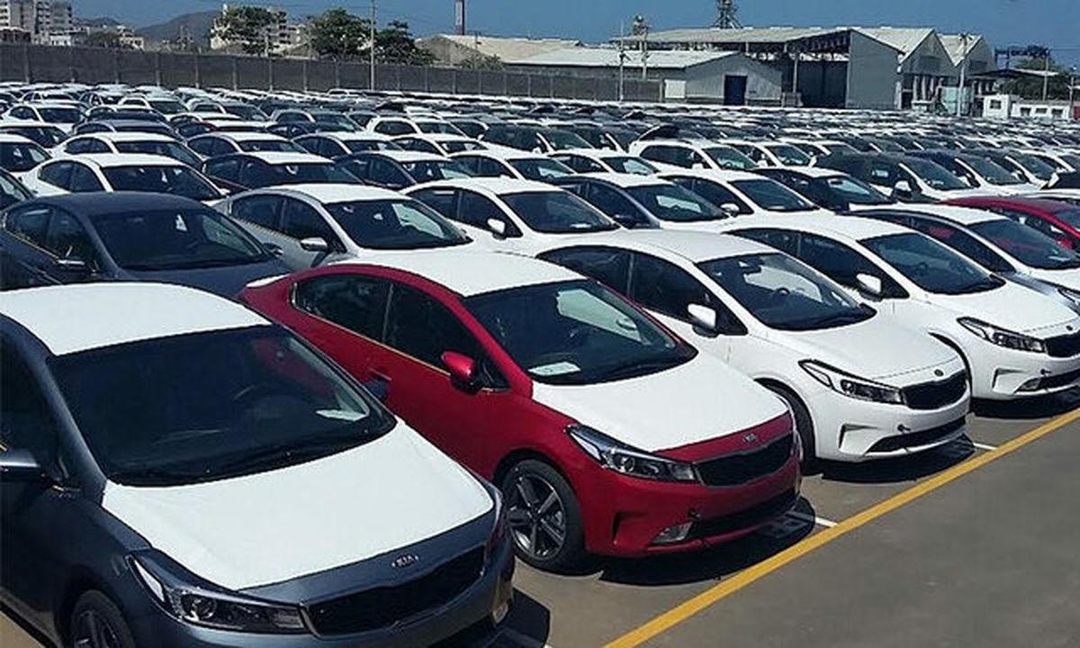 آخرین قیمت خودرو خارجی 14 مرداد + جدول