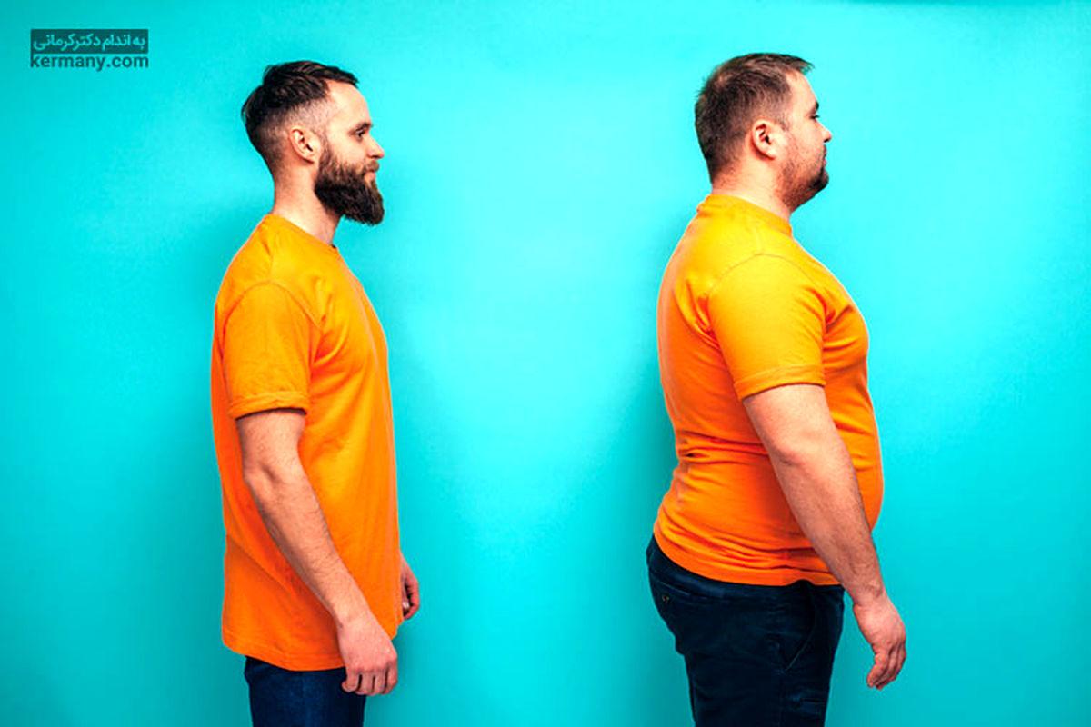 با این برنامه غذایی یک ماهه اضافه وزن خود را کم کنید