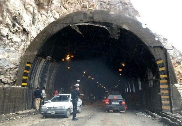 آغاز رفت و آمد آزمایشی از قطعه یک آزادراه تهران -شمال
