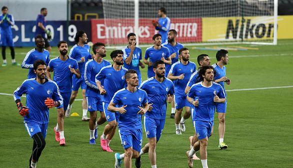 نتیجه بازی برگشت استقلال و الهلال + خلاصه بازی