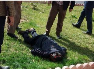 مسئول دژبانی فرمانداری فیروزآباد در محل کار خودکشی کرد