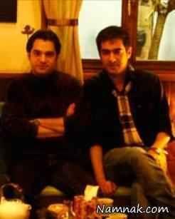 عکس شهاب حسینی و برادرش مهدی
