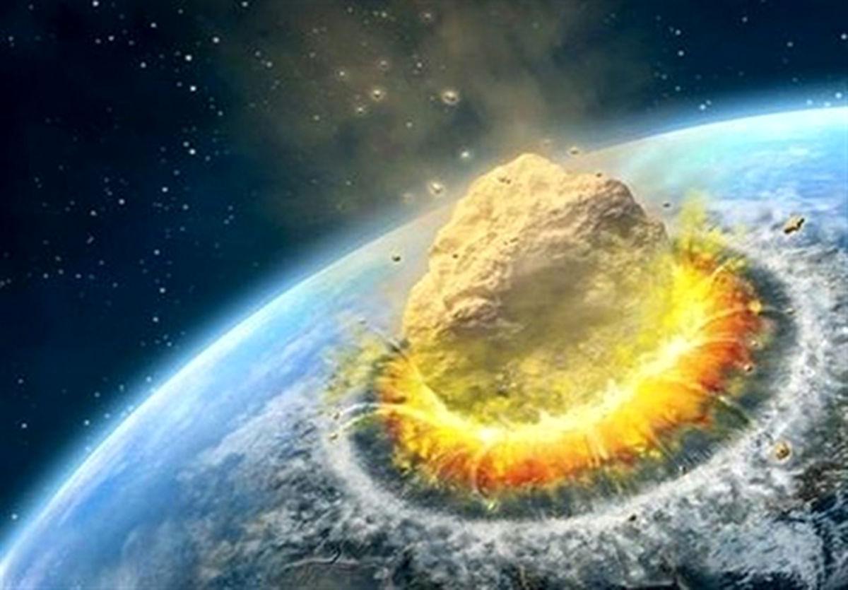 احتمال برخورد سیارکی به زمین در سوم مرداد