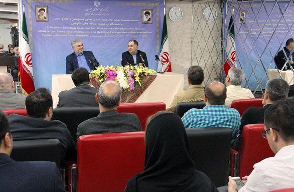 انتقاد معاون مطبوعاتی از سکوت رسانههای خارجی درباره جنگ تحمیلی اقتصادی امریکا علیه ایران