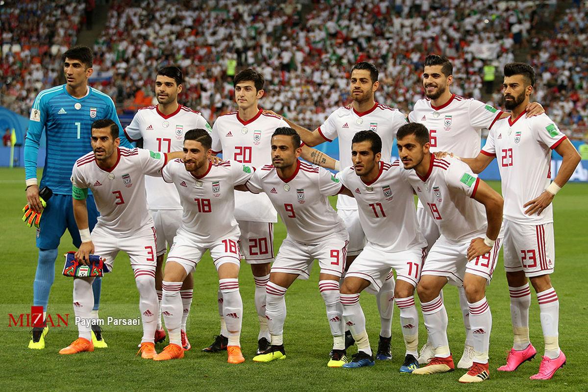 زمان بازگشت تیم ملی فوتبال به ایران