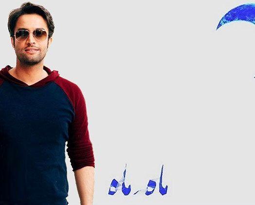 محمدرضا گلزار و احسان علیخانی مهمان بنیامین در برنامه ماه ماه