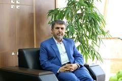 حمایت مدیر عامل بانک مهر اقتصاد از سپاه پاسداران انقلاب اسلامی