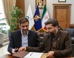 قرارداد ساخت 150 دستگاه کامیون بین ایران خودرو دیزل و قرارگاه خاتم به امضا رسید