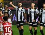 رکورد استثنایی کاوه رضایی در فوتبال اروپا