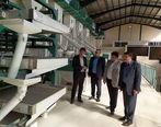 بازدید عضو هیأت مدیره پست بانک ایران از طرحهای تأمینشده در خراسانشمالی