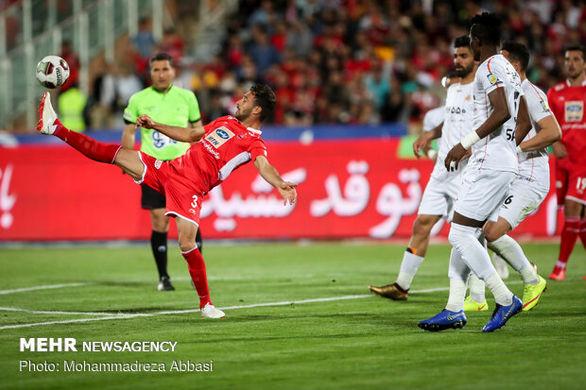 نخستین حریف پرسپولیس در جام شهدا مشخص شد